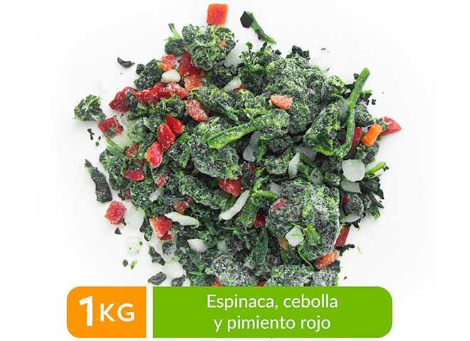 Mix Espinaca por 1 kg