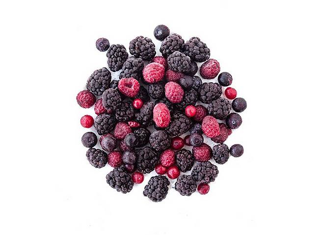 Frutos Rojos IQF por 1 kg