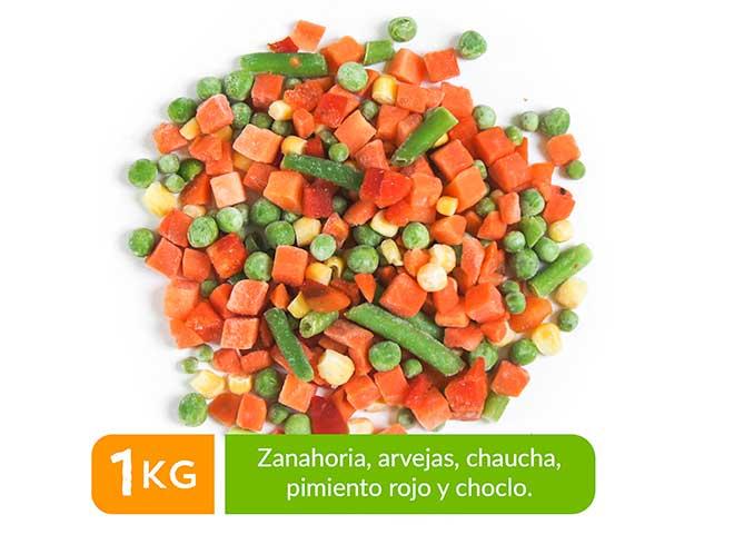 Mix Mexico por 1 kg