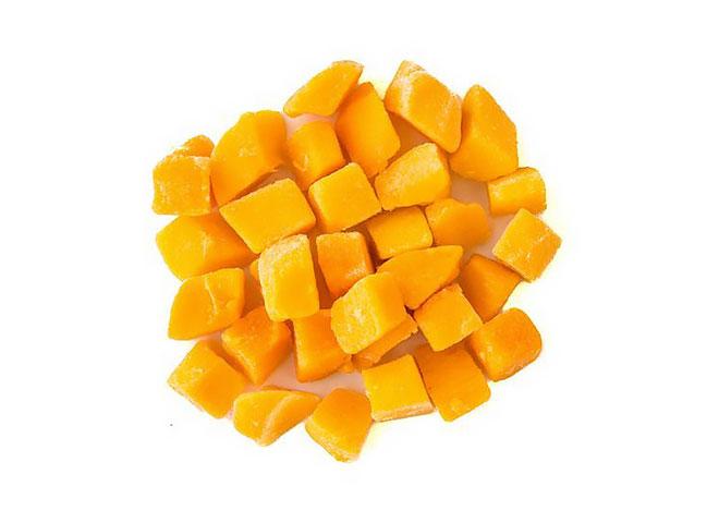 Mango en cubos IQF por 1 kg