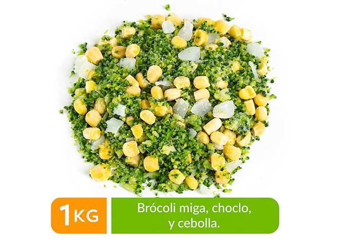 Mix Brócoli por 1 kg