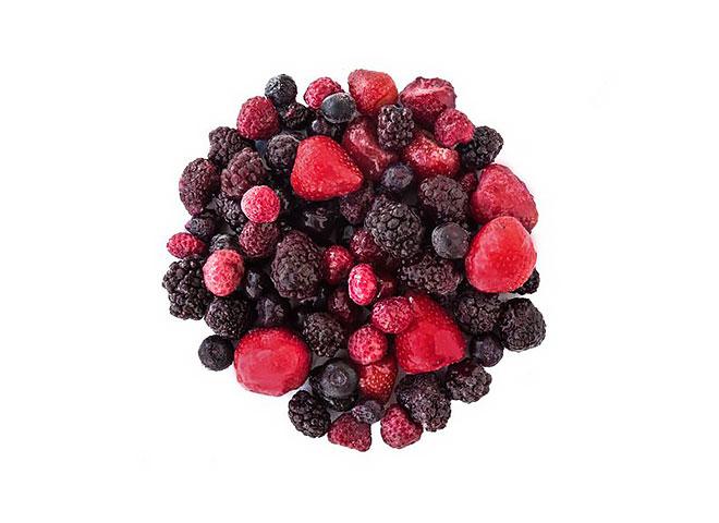 Frutos del Bosque IQF por 1 kg