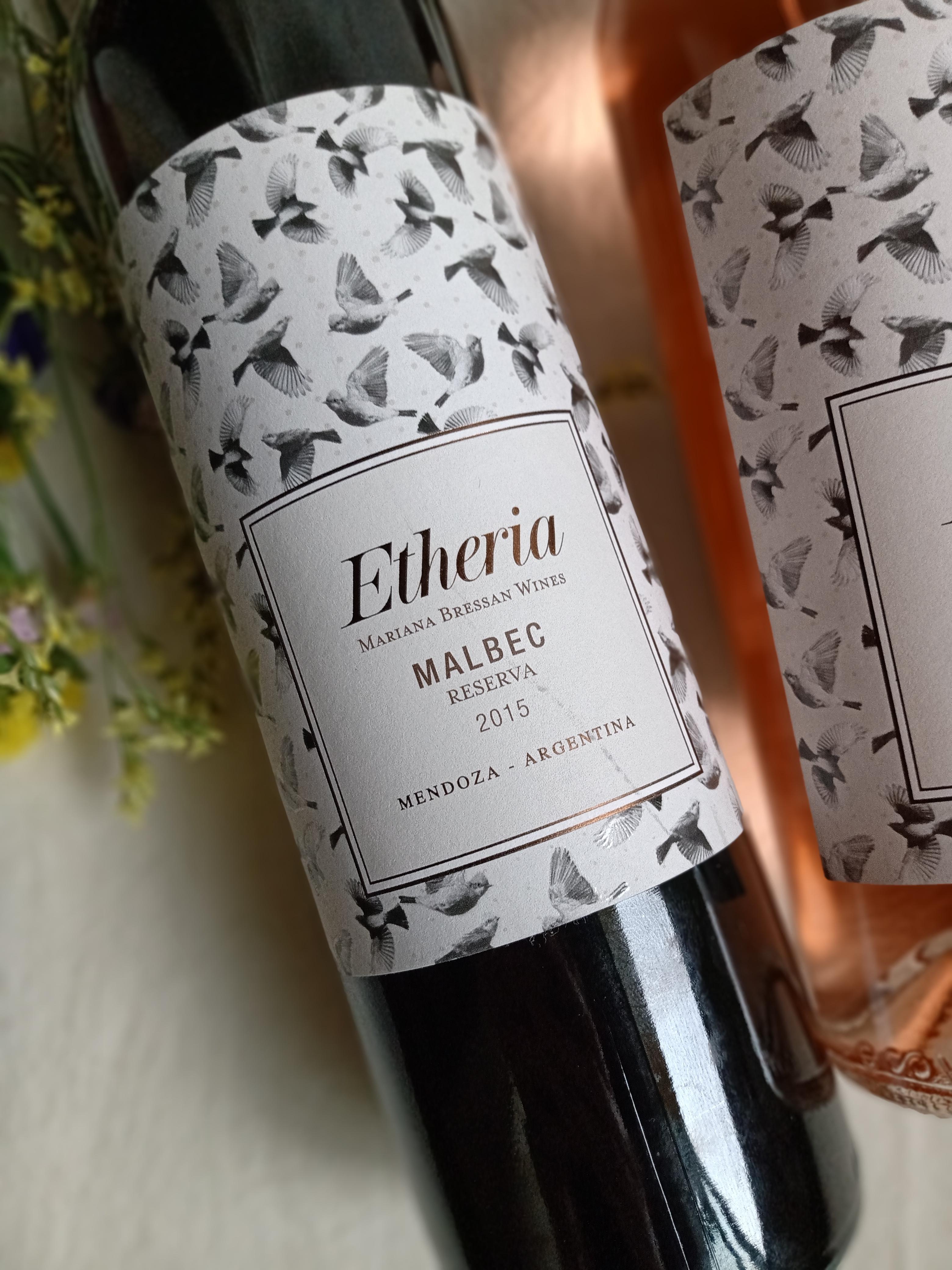 Etheria Malbec Reserva